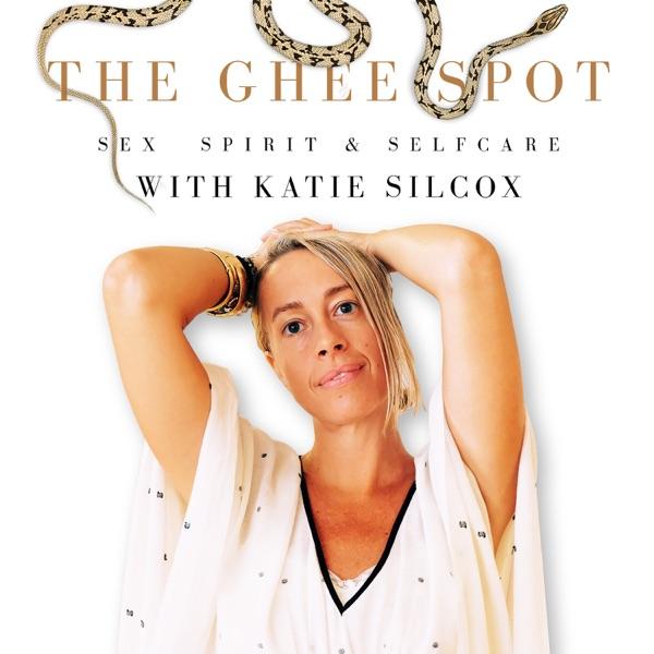 The Ghee Spot: Sex, Spirit & Self-Care banner backdrop