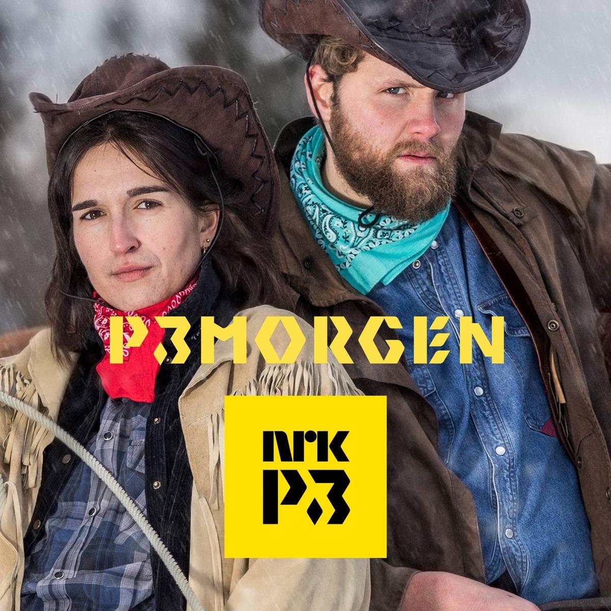 P3morgen 26.04.17: Jo Røislien