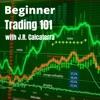 Beginner Trading 101 with J.R. Calcaterra Podcast artwork