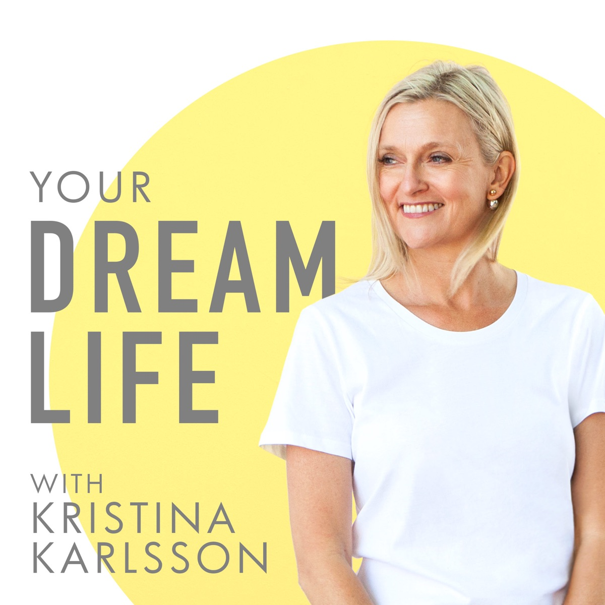 #4: Gretchen Rubin – Happiness, Habits & Taking Control – Your Dream Life Podcast