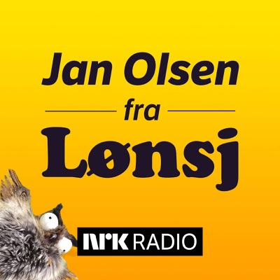 Jan Olsen fra Lønsj:NRK