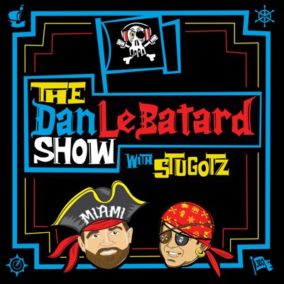 The Dan Le Batard Show with Stugotz:Dan Le Batard, Stugotz