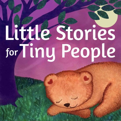 Little Stories for Tiny People: Anytime and bedtime stories for kids