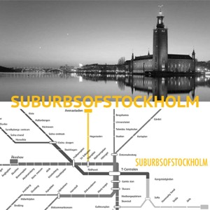 SuburbsOfStockholm Techno podcast