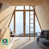Exploring the Timeless A-Frame Design with Den Outdoors Founder Michael Romanowicz