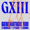 Generation XIII artwork