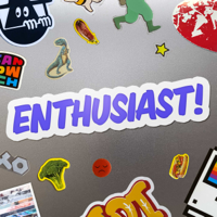 Enthusiast! podcast