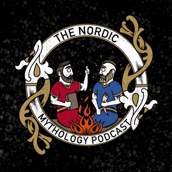Nordic Mythology Podcast image