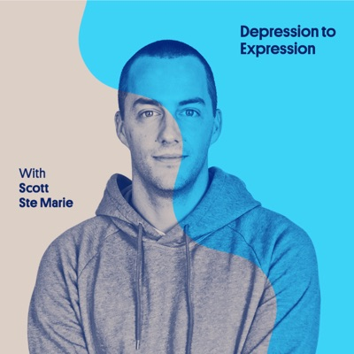 Depression to Expression Podcast:Scott Ste Marie
