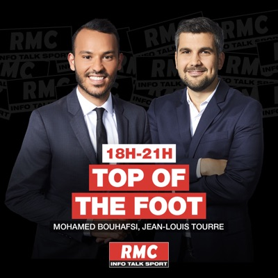 Top of the Foot:RMC