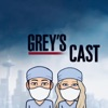Grey's Cast artwork