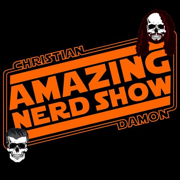 The Amazing Nerd Show banner backdrop