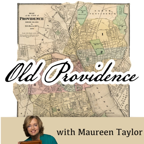 Old Providence - Past and Present with Maureen Taylor