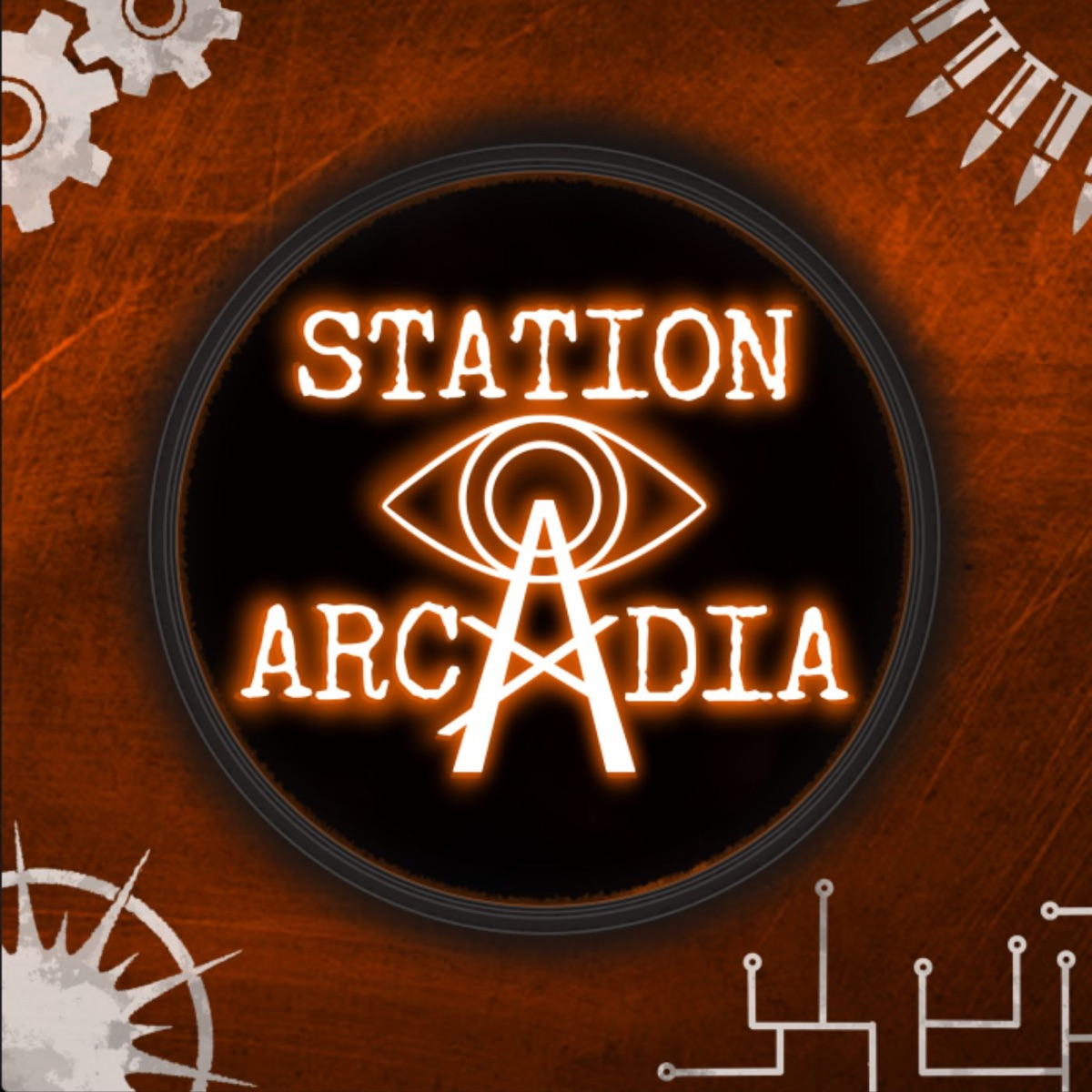 Station Arcadia Cover Art