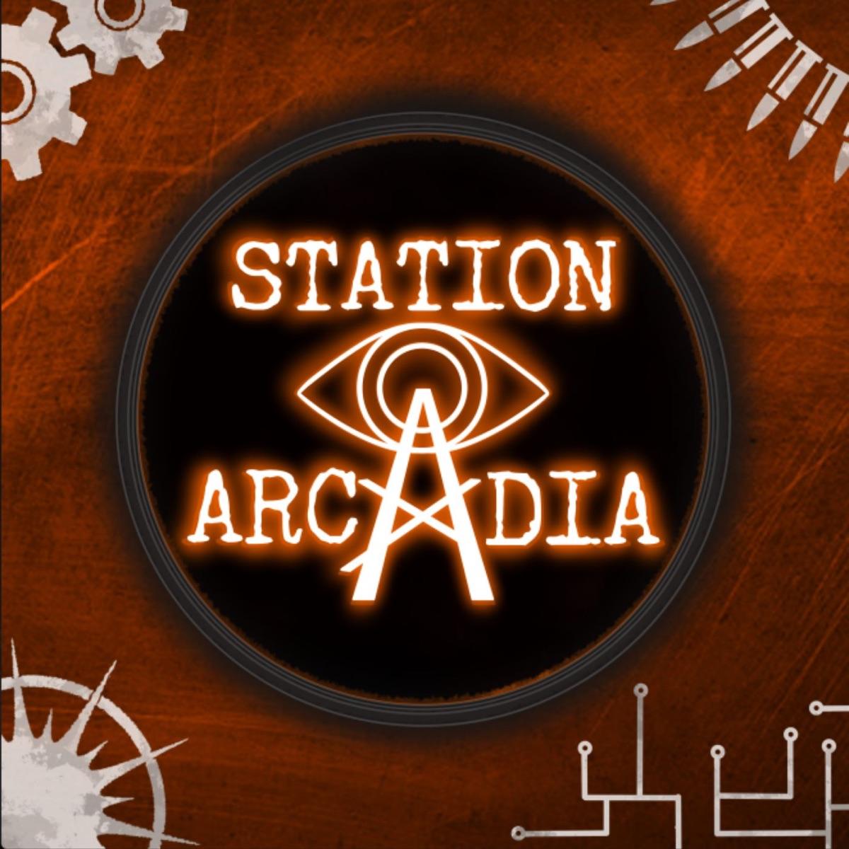 Station Arcadia Cover Art