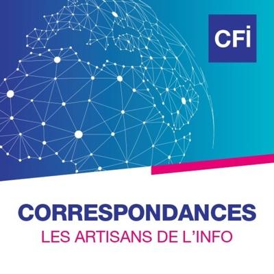 Correspondances, le podcast des artisans de l'info