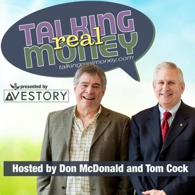 Talking Real Money - Investing Talk:Don McDonald, Tom Cock, Vestory, Don McDonald, Tom Cock