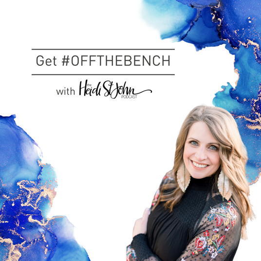 Off The Bench with Heidi St. John | I Do NOT Consent with Dr Simone Gold