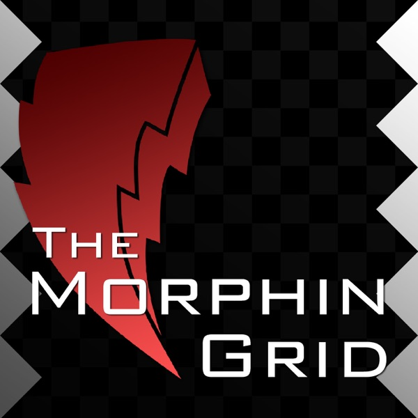 The Morphin Grid banner backdrop