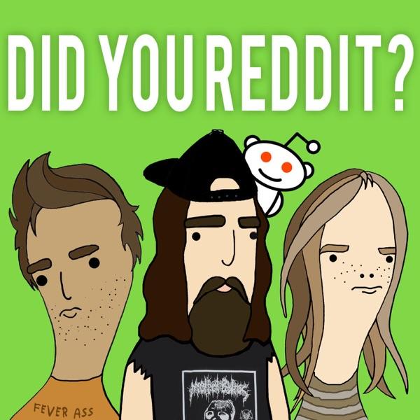Did You Reddit? banner backdrop