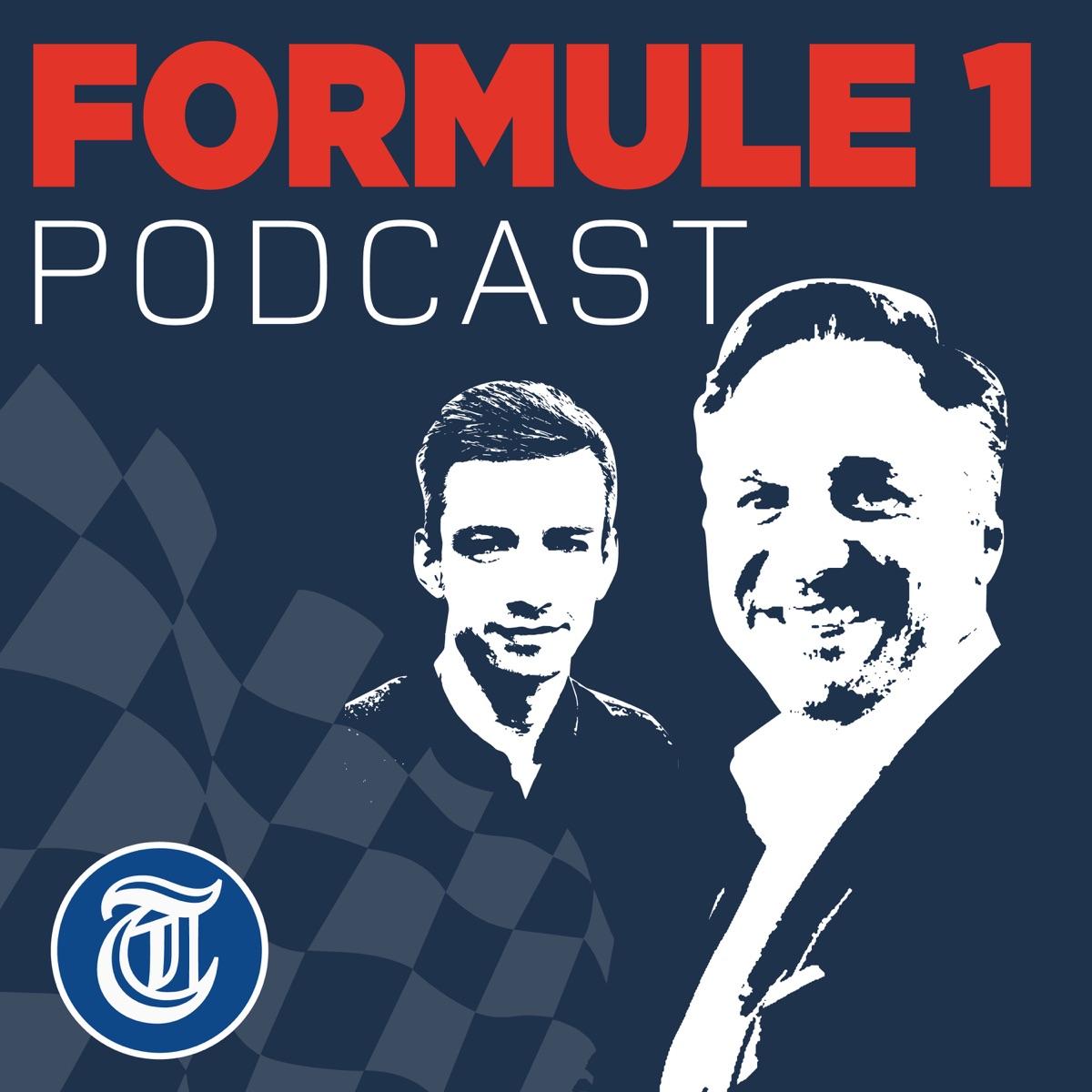 Telegraaf Formule 1 podcast
