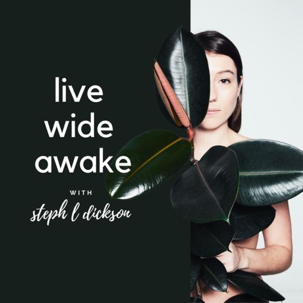 Live Wide Awake - Sustainability & Conscious Leadership podcast show image