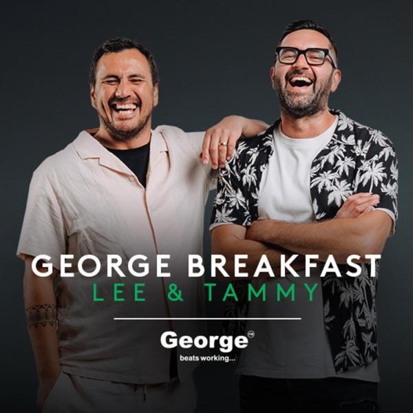 George FM Breakfast Catch Up Artwork