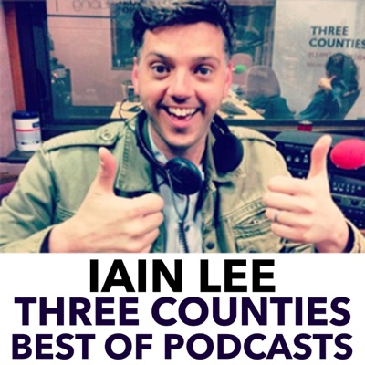 Iain Lee on Three Counties Best of Podcasts