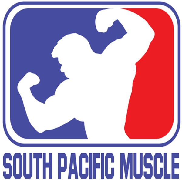 South Pacific Muscle Artwork