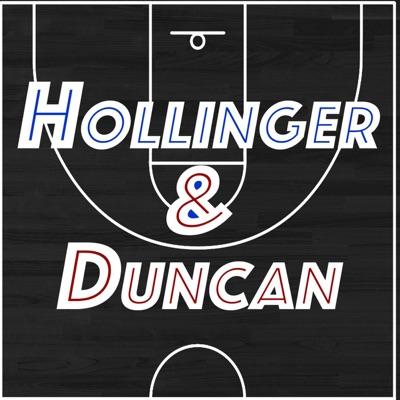 Hollinger & Duncan NBA Show - NBA Basketball Podcast:John Hollinger and Nate Duncan