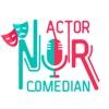Actor Nor Comedian artwork