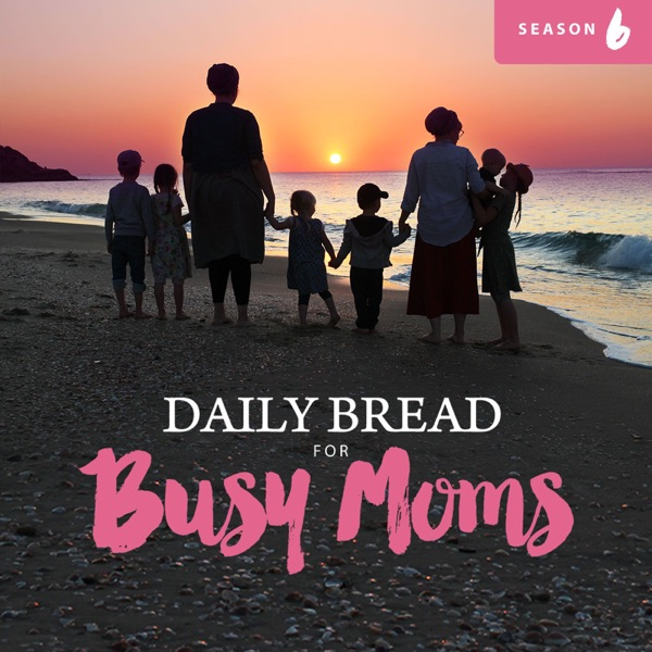 Daily Bread for Busy Moms Artwork