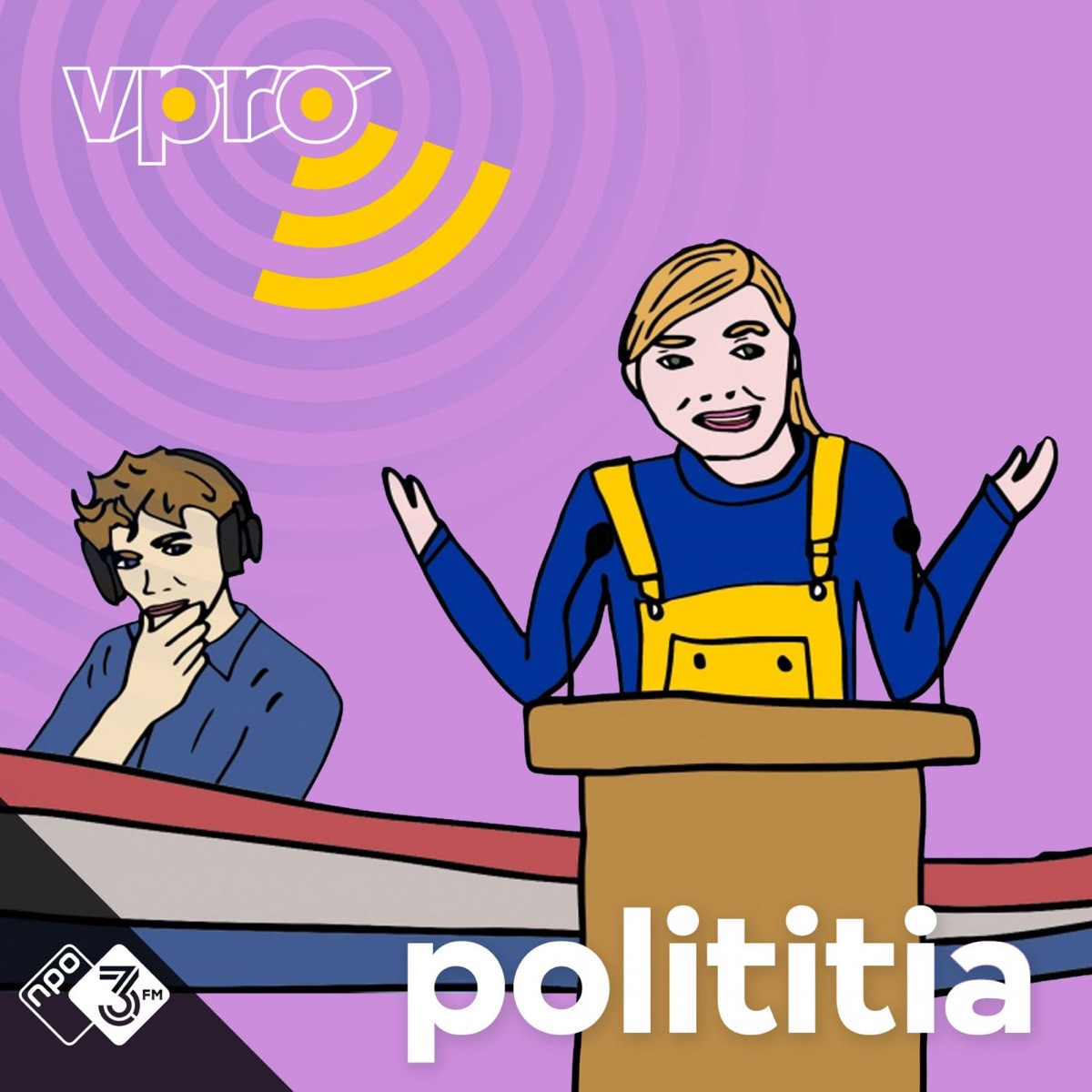 S2.20 Wie komen er in het kabinet? - met Eveline van Rijswijk