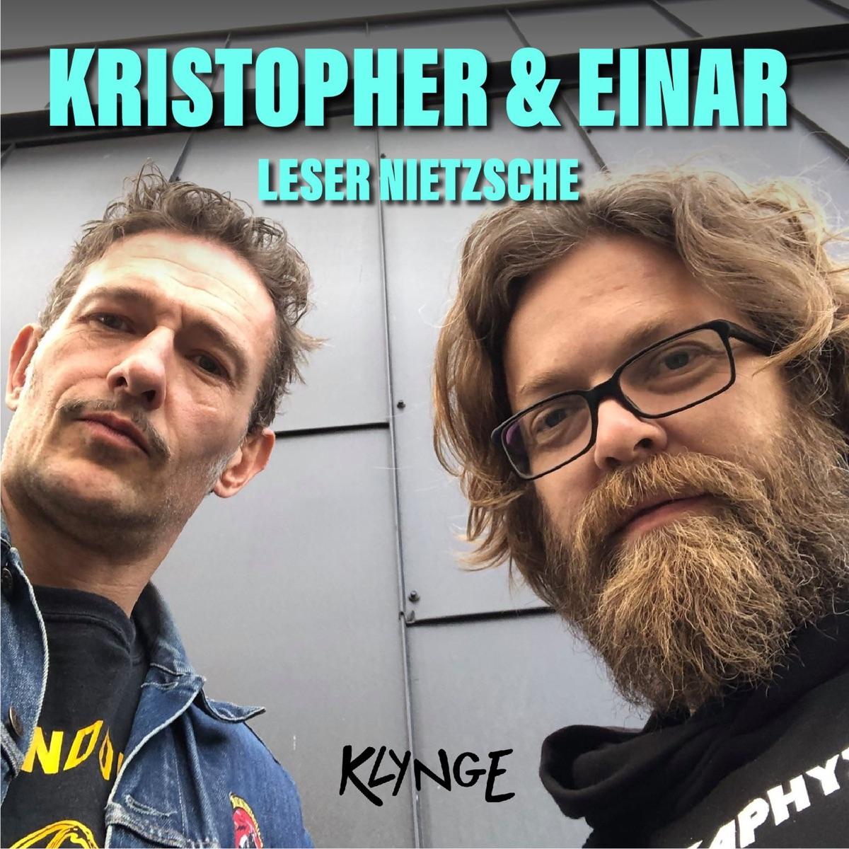 Kristopher og Einar leser Nietzsche