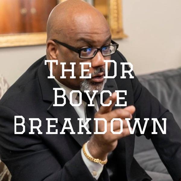 The Dr Boyce Breakdown Artwork