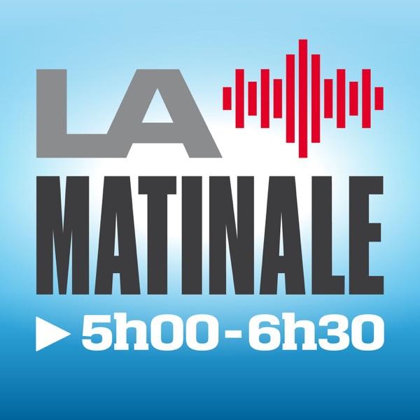 La Matinale 5h - 6h30 - RTS