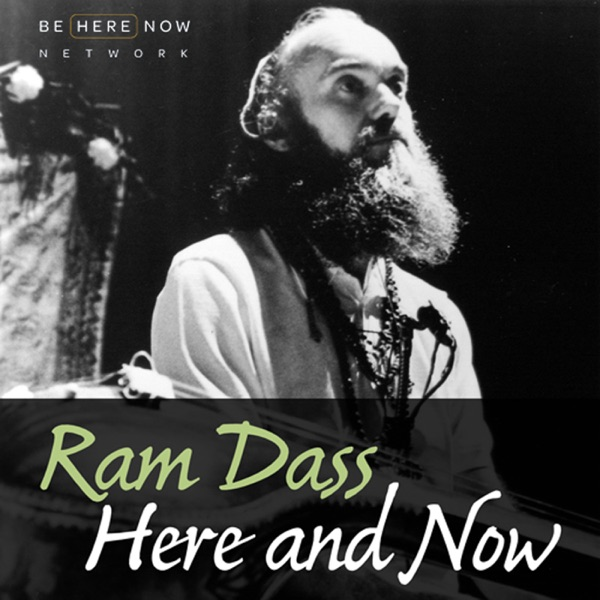 Ram Dass Here And Now Artwork