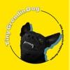 Tiny Gremlin Dog artwork