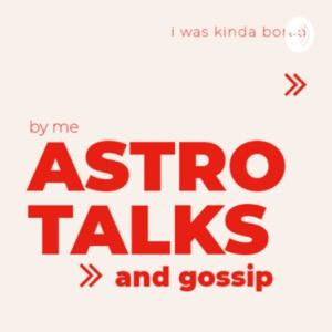 astro talks