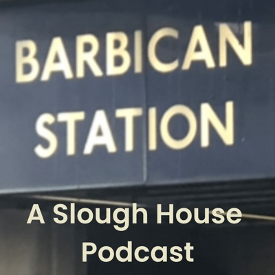 Barbican Station - A Slough House Podcast:podcast – Spy Write