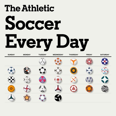 Soccer Every Day:The Athletic