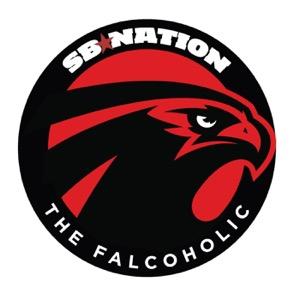 The Falcoholic: for Atlanta Falcons fans