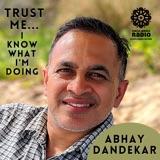 Dr. Sanjay Gupta...on writing his new book
