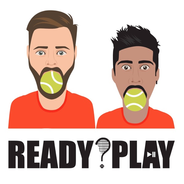 The Ready Play Tennis Podcast Artwork