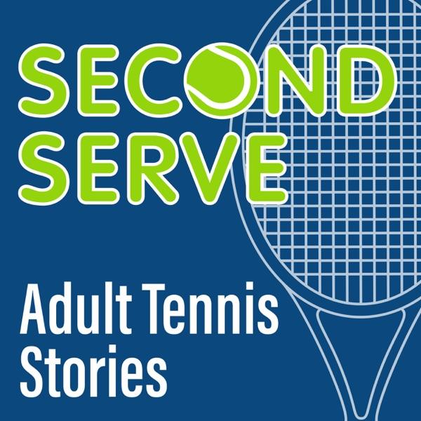 Second Serve Tennis Artwork