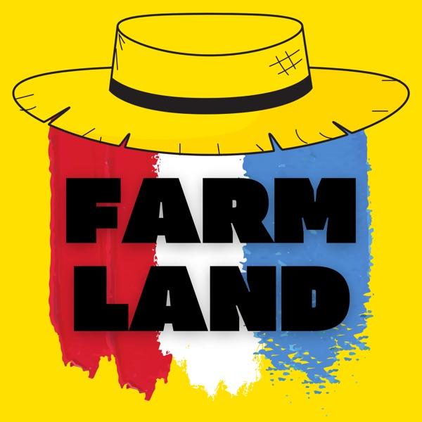 Farm Land Artwork