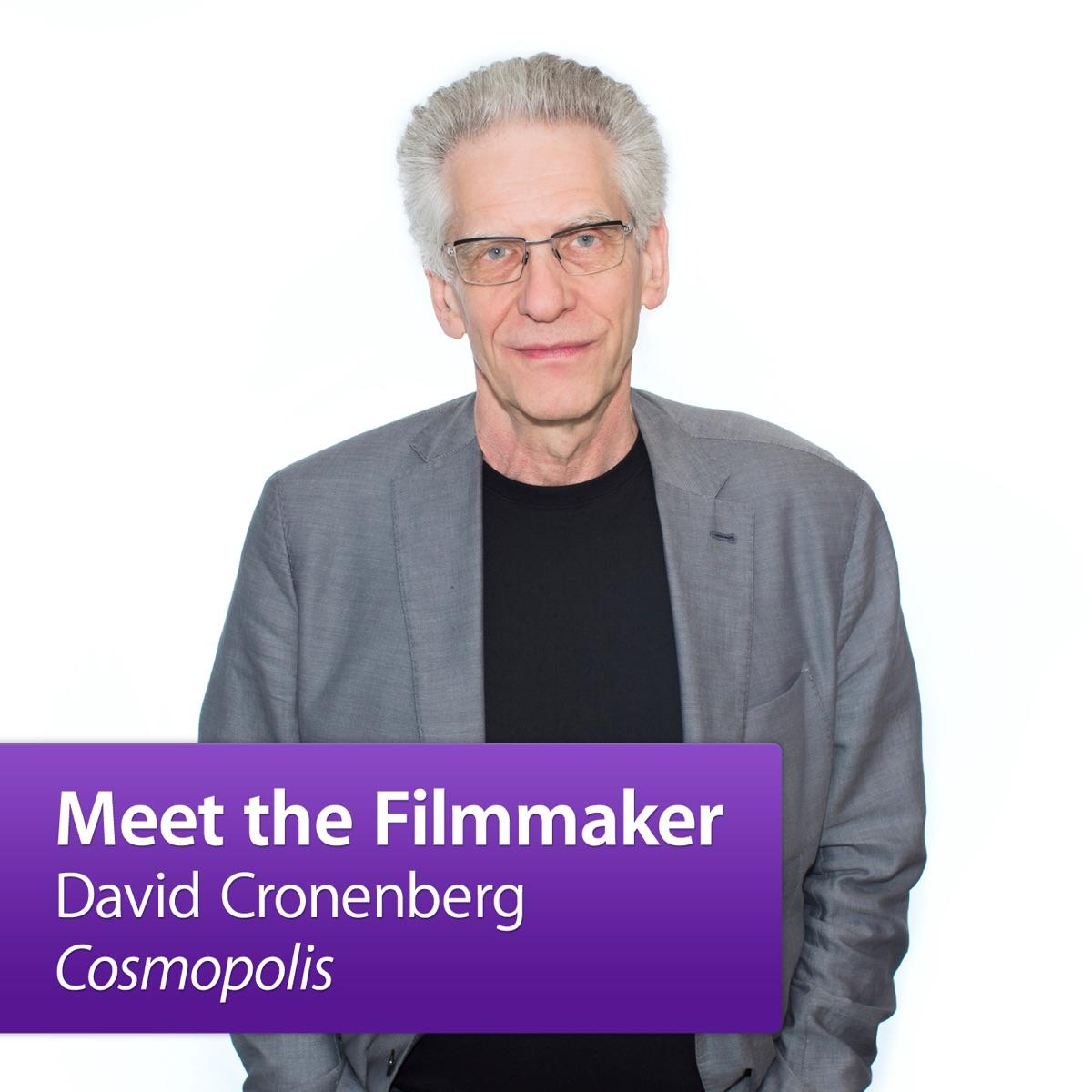 "David Cronenberg, ""Cosmopolis"": Meet the Filmmaker"