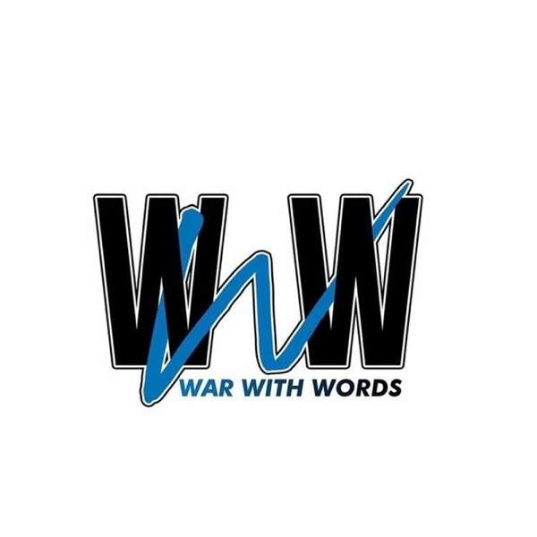 War With Words Artwork