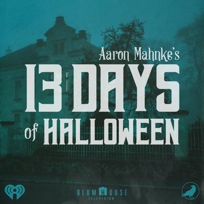 13 Days of Halloween:iHeartRadio and Grim & Mild