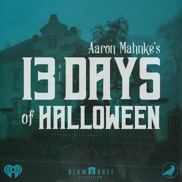 13 Days of Halloween Artwork
